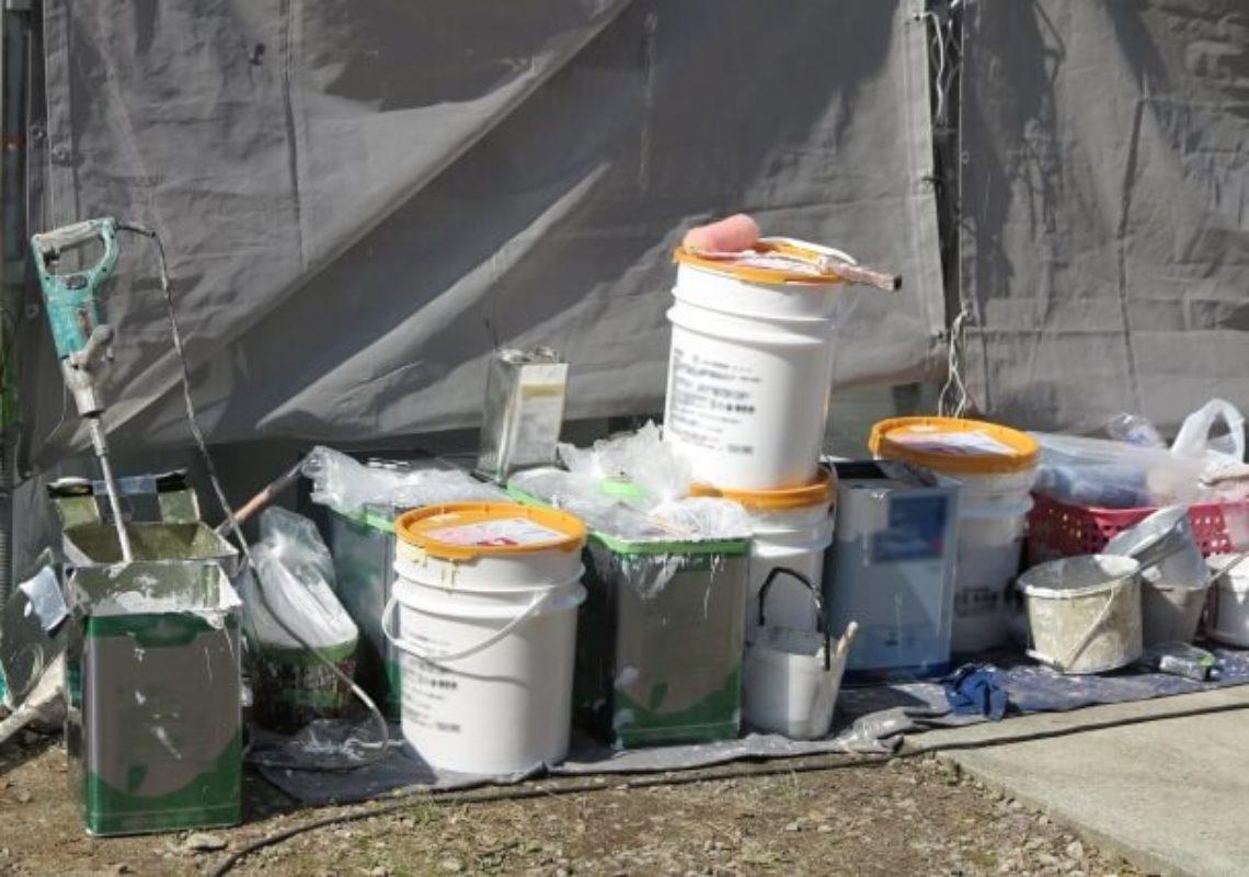 外壁塗装の油性塗料と水性塗料の違いは?どちらがおすすめ?